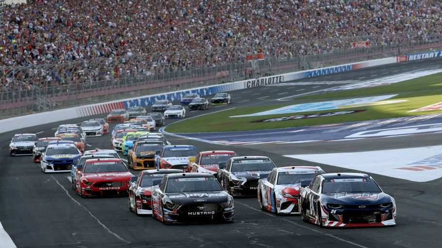 Charlotte Motor Speedway set to host limited number of fans this May