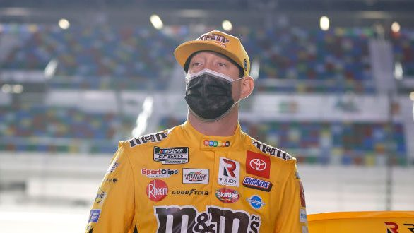 Kyle Busch to compete in Bristol Dirt Nationals