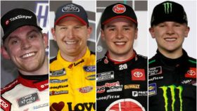 NASCAR first-time winners