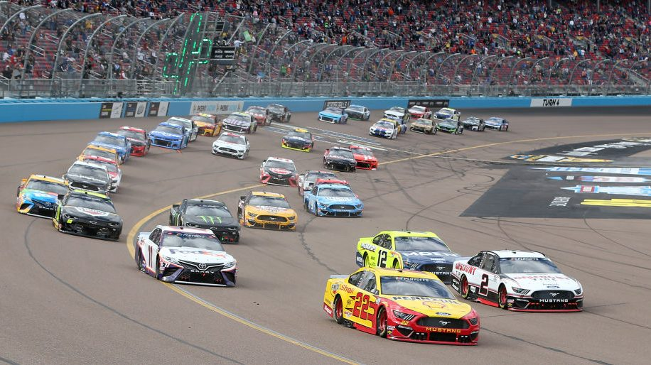 Sunday's Phoenix Cup race: Start time, weather, lineup - NASCAR on NBC Sports