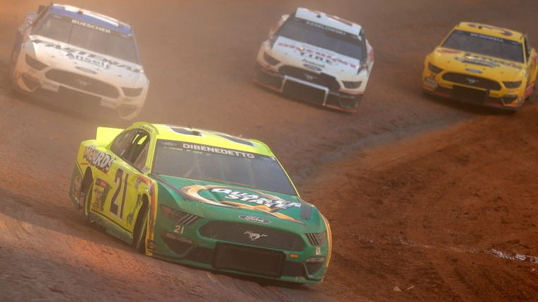 Is Next Gen right car for 2022 dirt race at Bristol? - NBC Sports