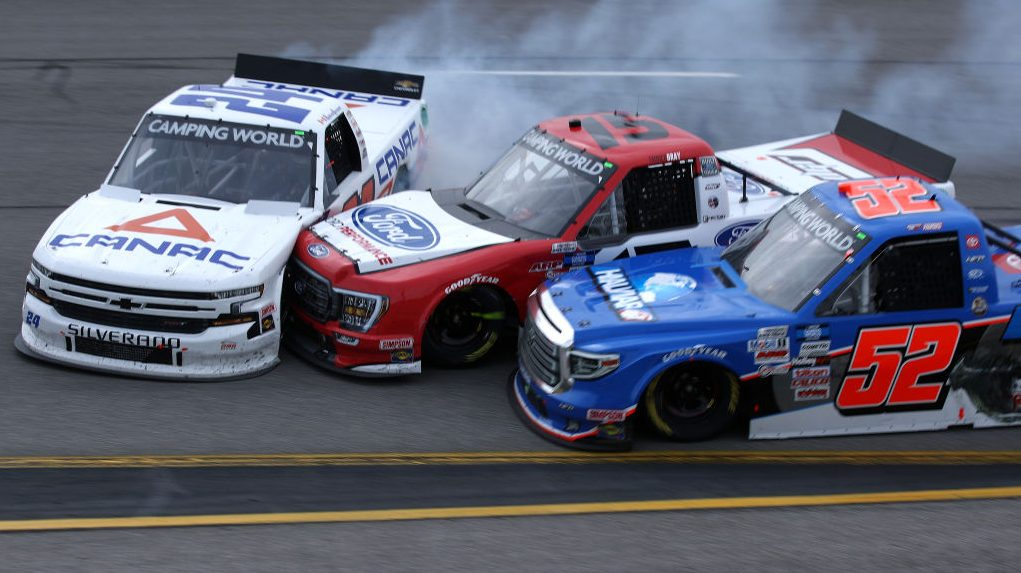 NASCAR Camping World Truck Series ToyotaCare 250