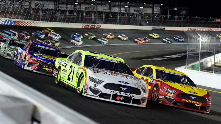 Charlotte entry lists