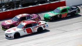 Darlington Xfinity Series race results