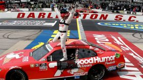 Justin Allgaier Darlington Xfinity win