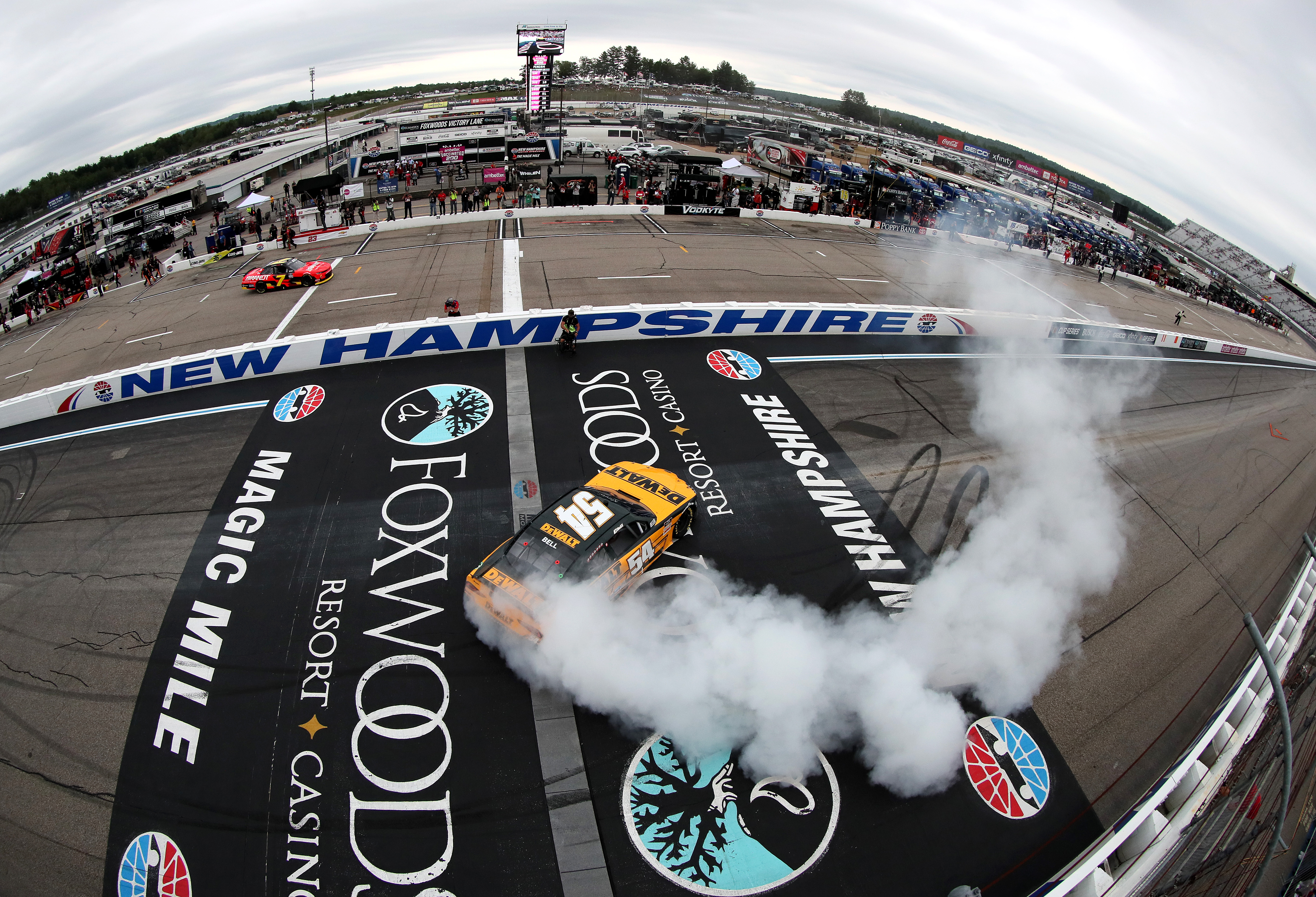 NASCAR Xfinity Series Ambetter Get Vaccinated 200