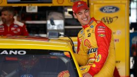 NASCAR Cup Series Ally 400 - Practice