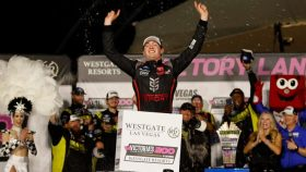 NASCAR Camping World Truck Series Victoria's Voice Foundation 200 presented by Westgate Resorts