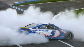 Charlotte Roval winners and losers